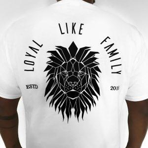 Lion T-Shirt White