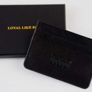 LLF Cardholder Milano black