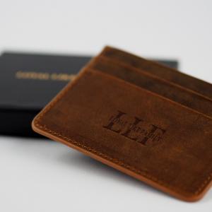 LLF Cardholder Milano brown