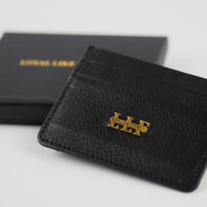 LLF Cardholder Paris black